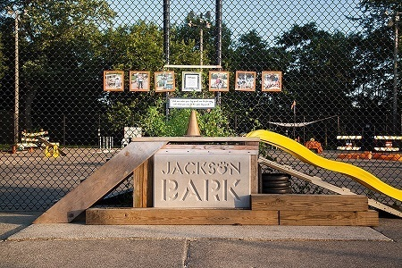 Jackson Bark Dog Park in Chicago, IL