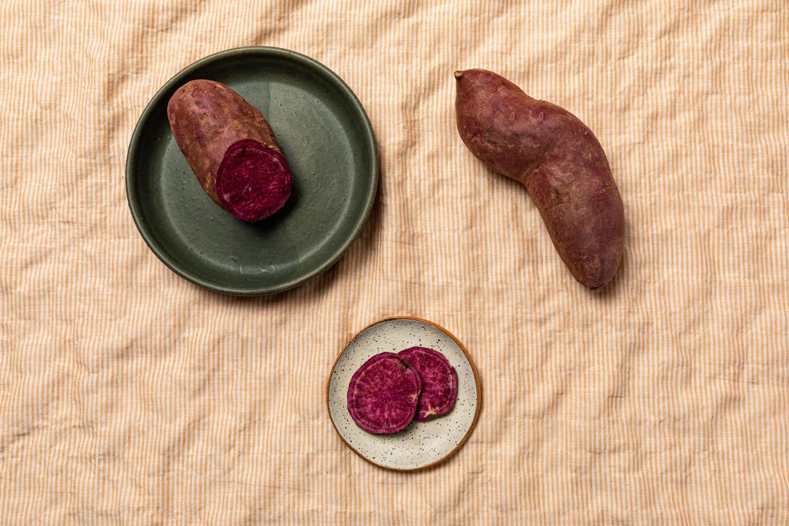 Yumi Purple Sweet Potato ingredients image