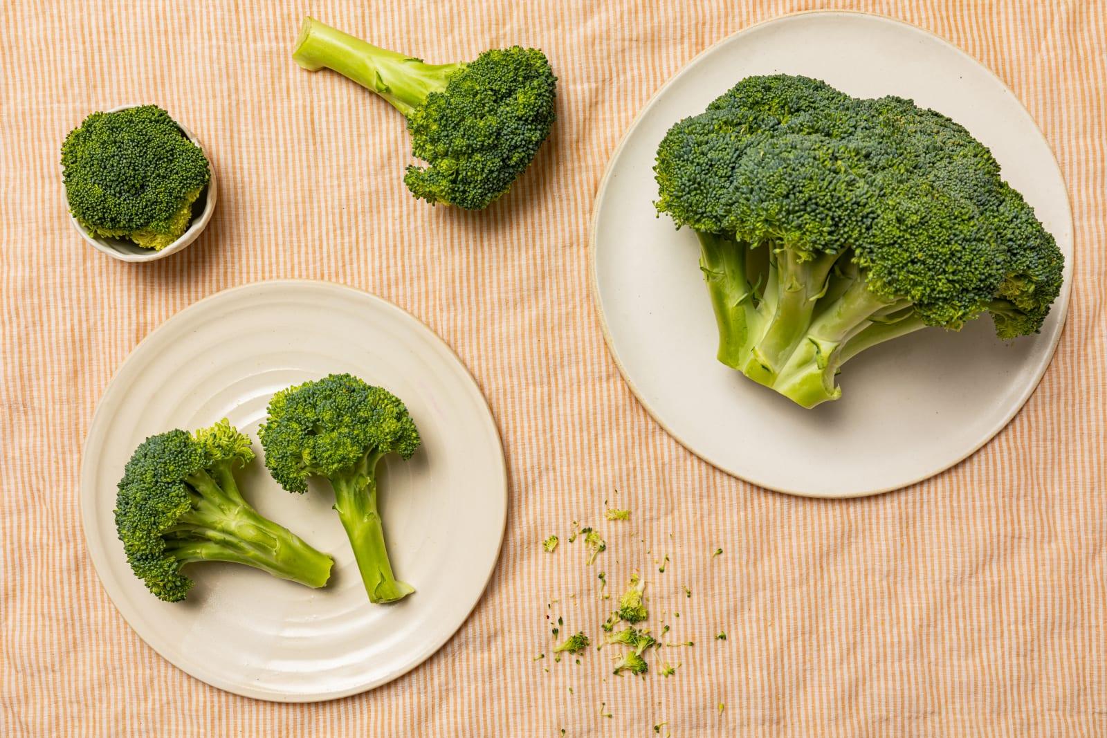 Yumi Broccoli ingredients image