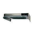 Villavent Kjøkkenhette uten motor 251-16 volumhette m/regulator, rustfri