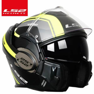 LS2  FF399 Valiant flip up Motorcycle Helmet
