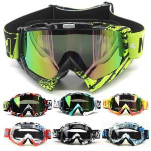 Motocross Goggles Glasses MX Off Road Helmet For Motorcycle Dirt Bike
