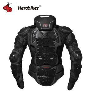 HEROBIKER Motorcycle e Armor Body Protector Jacket