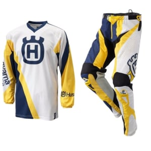 Husqvarna Motocross Racing Gear Set