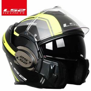 LS2  FF399 Valiant flip up Motorcycle Helmet