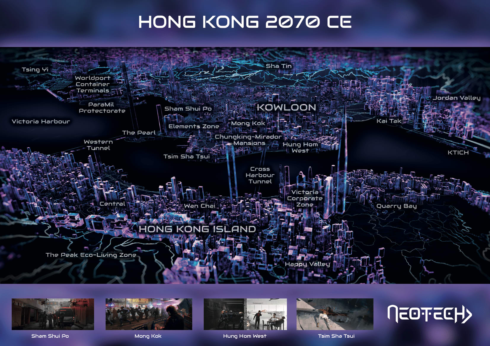 Hong Kong 2070