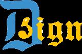 D Sign's Online Store