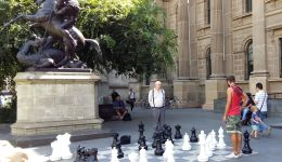 Chess in Russian – The Shah is Mat!