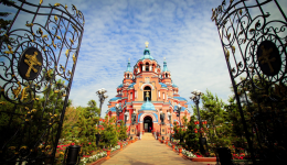 Church of Our Lady of Kazan - Irkutsk