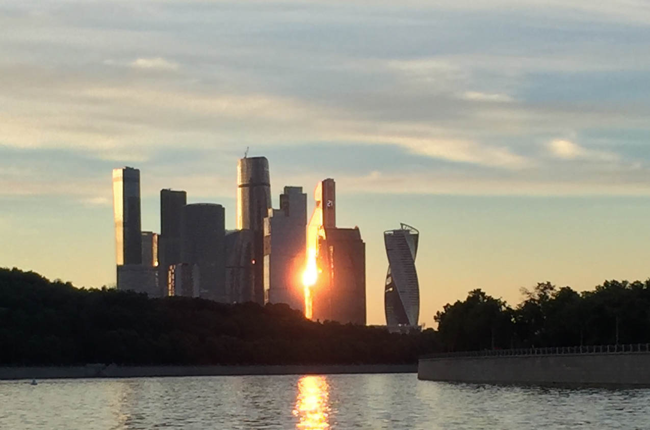 Moscow Skyline: The Best Skyscrapers in Moscow