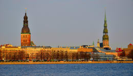 one of the best view in Riga