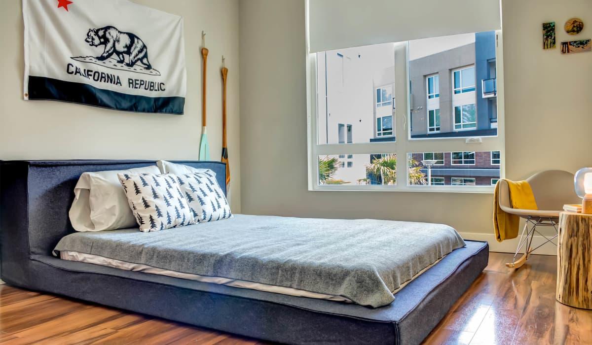 Cobalt Apartment Bedroom