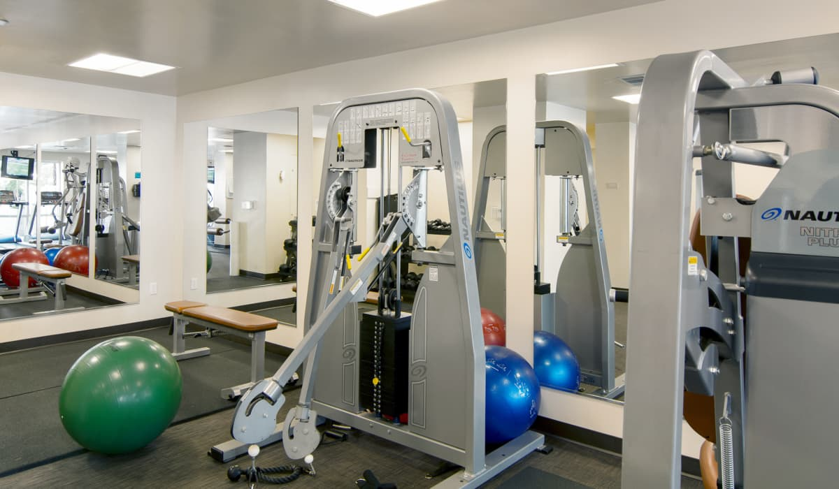 The Mercer Fitness Center