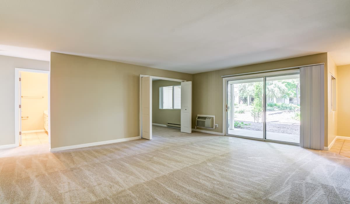 The Biltmore Apartment Living Room