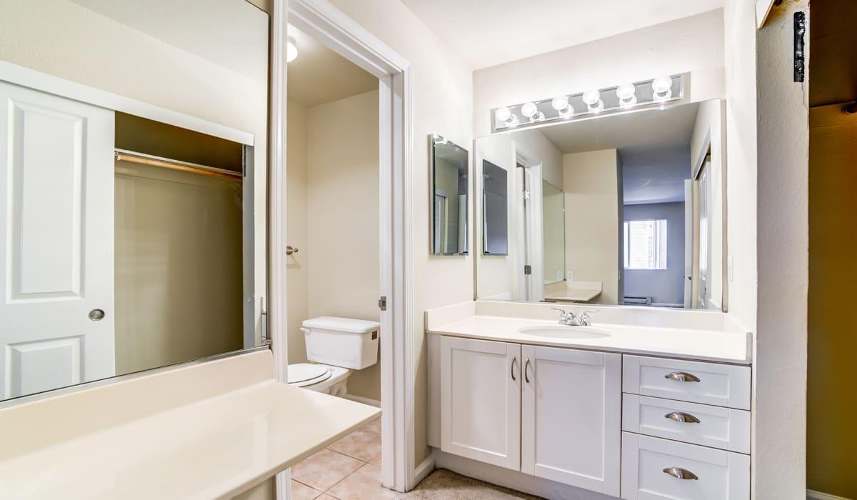 The Biltmore Apartment Bathroom