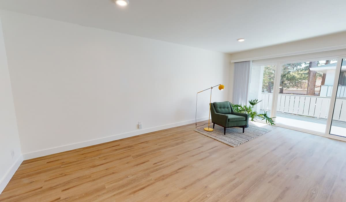 Verandas at Cupertino Apartment Living Room