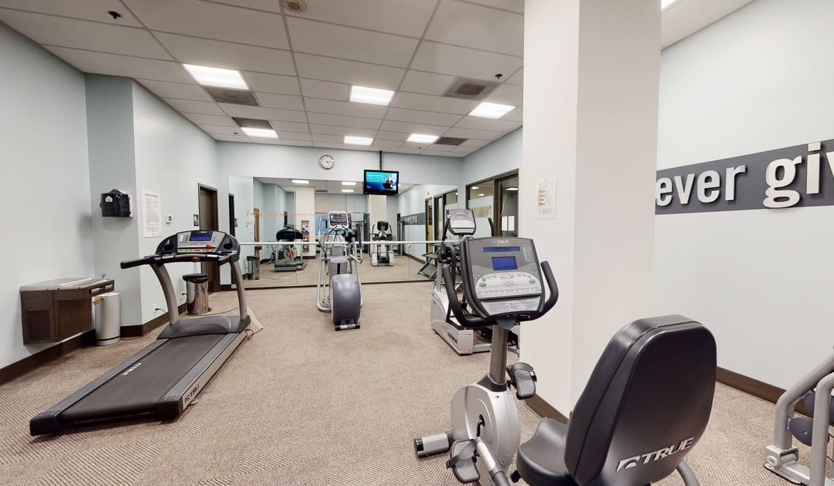 Essex House Fitness Center