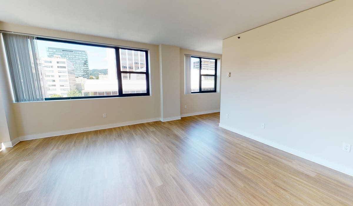 Essex House Apartment Living Room