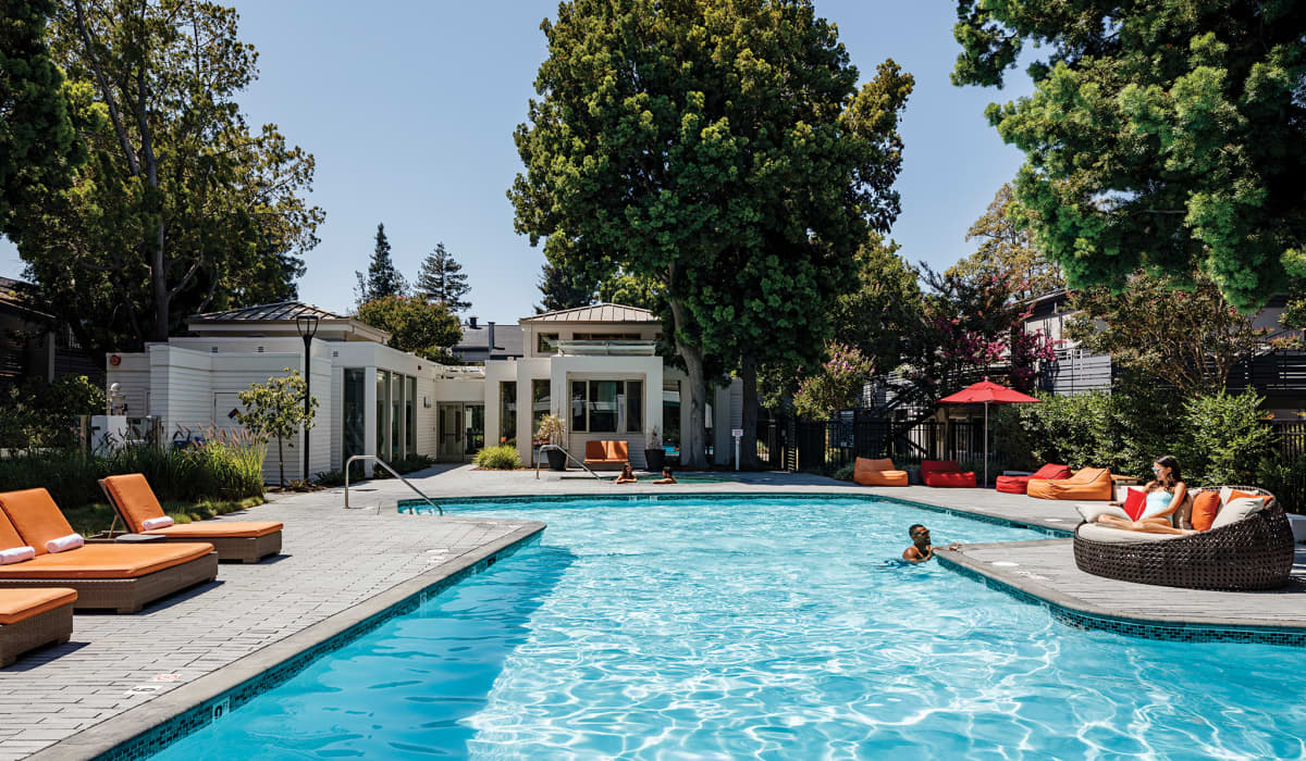 Shadowbrook Pool: Sister Neighborhood Amenity