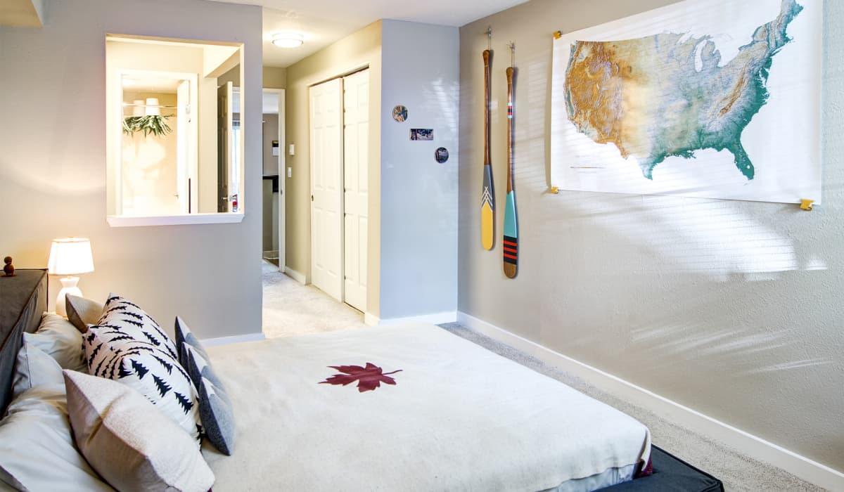 Birch Pointe Apartment Bedroom