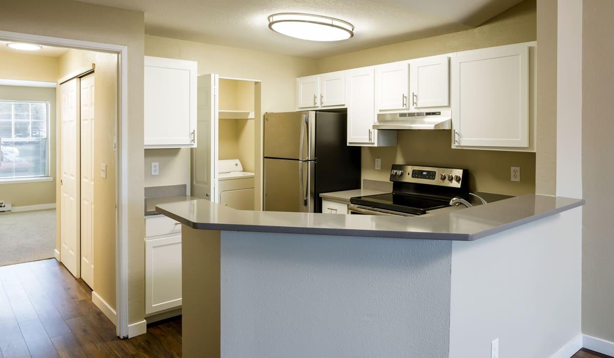 Birch Pointe Apartment Kitchen