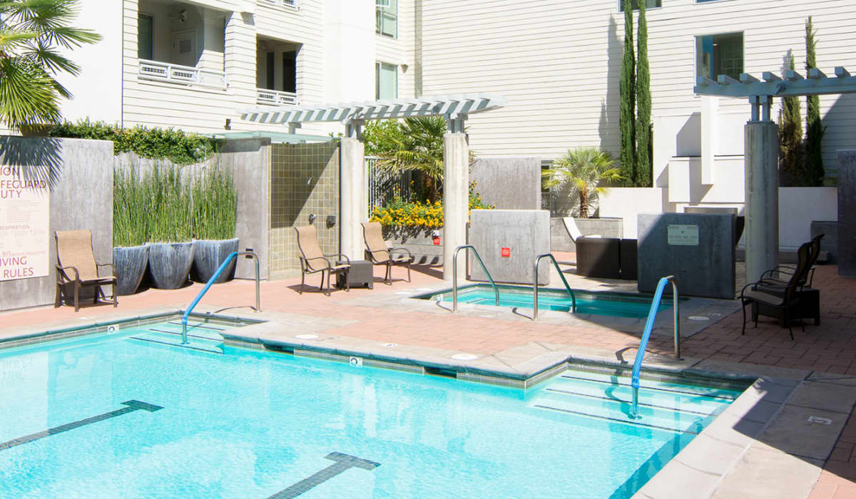 The Mercer Pool & Spa