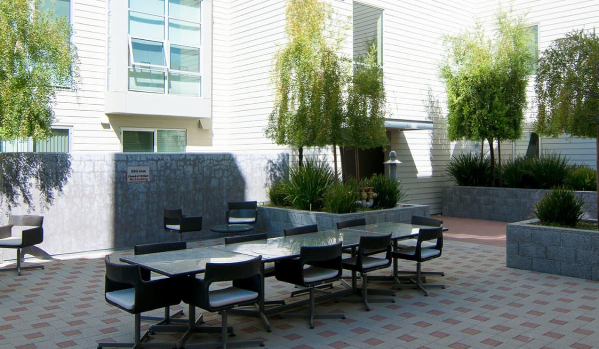 The Mercer Courtyard