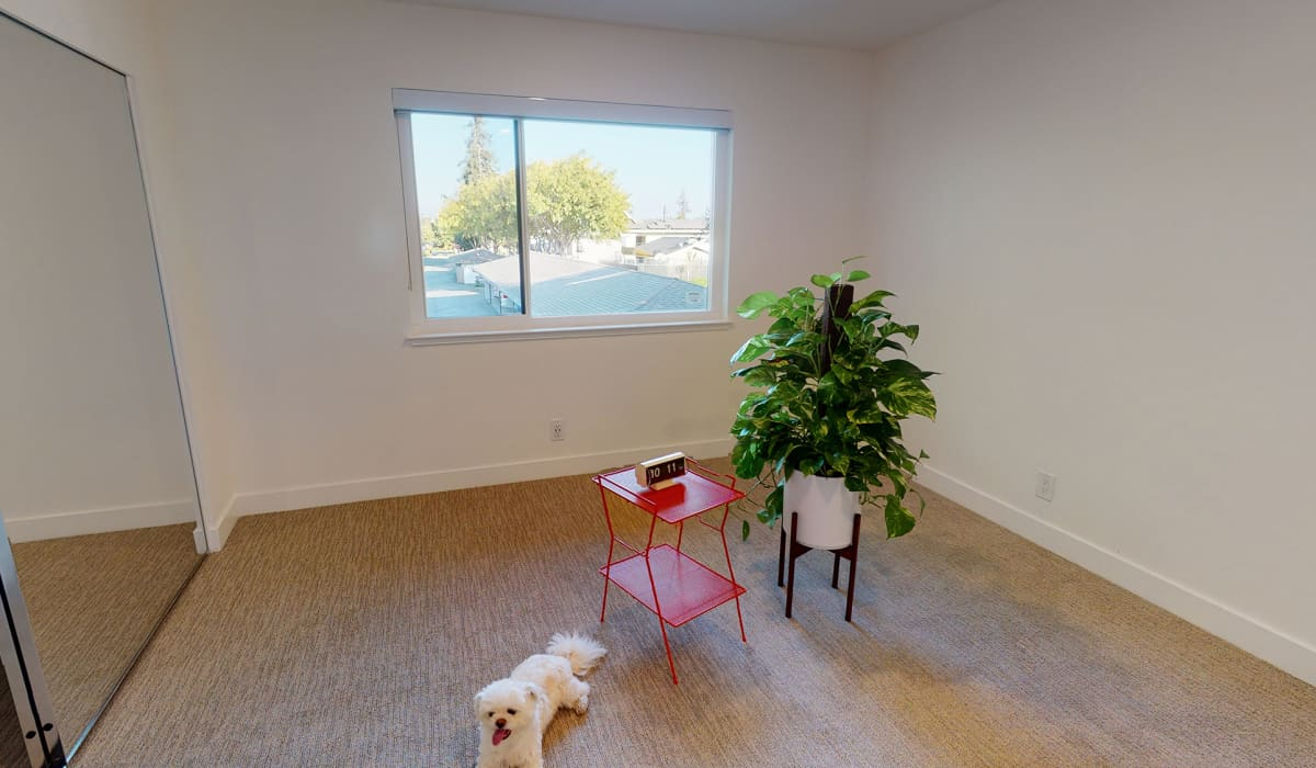 Holloway Apartment Bedroom