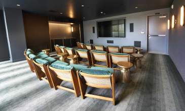 The Dean Screening Room