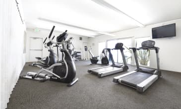 St. Francis Arms Fitness Center