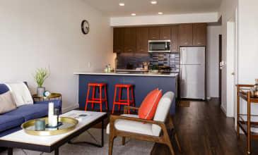 Raleigh Slabtown Apartment