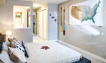 Birch Pointe Apartment Bedroom