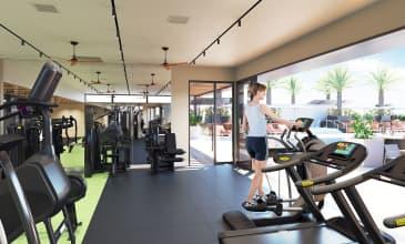 The Benton Fitness Center