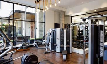 Raleigh Slabtown Fitness Center