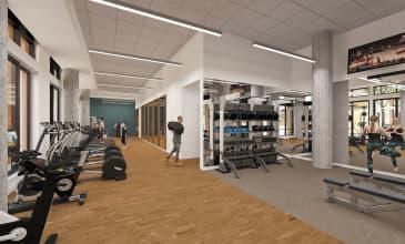 Saltwood North Fitness Center