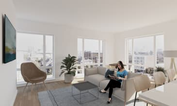 Saltwood South Apartment Living Room