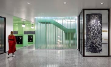 The Dean Lower Lobby