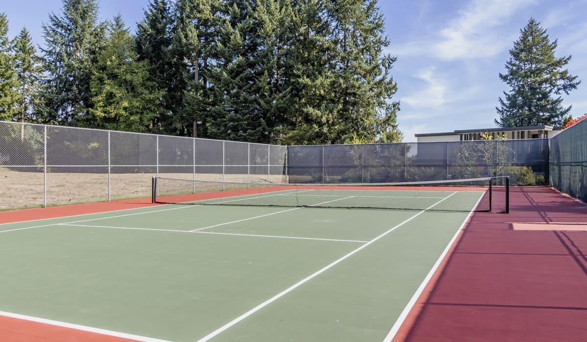 Cliffside Tennis Court