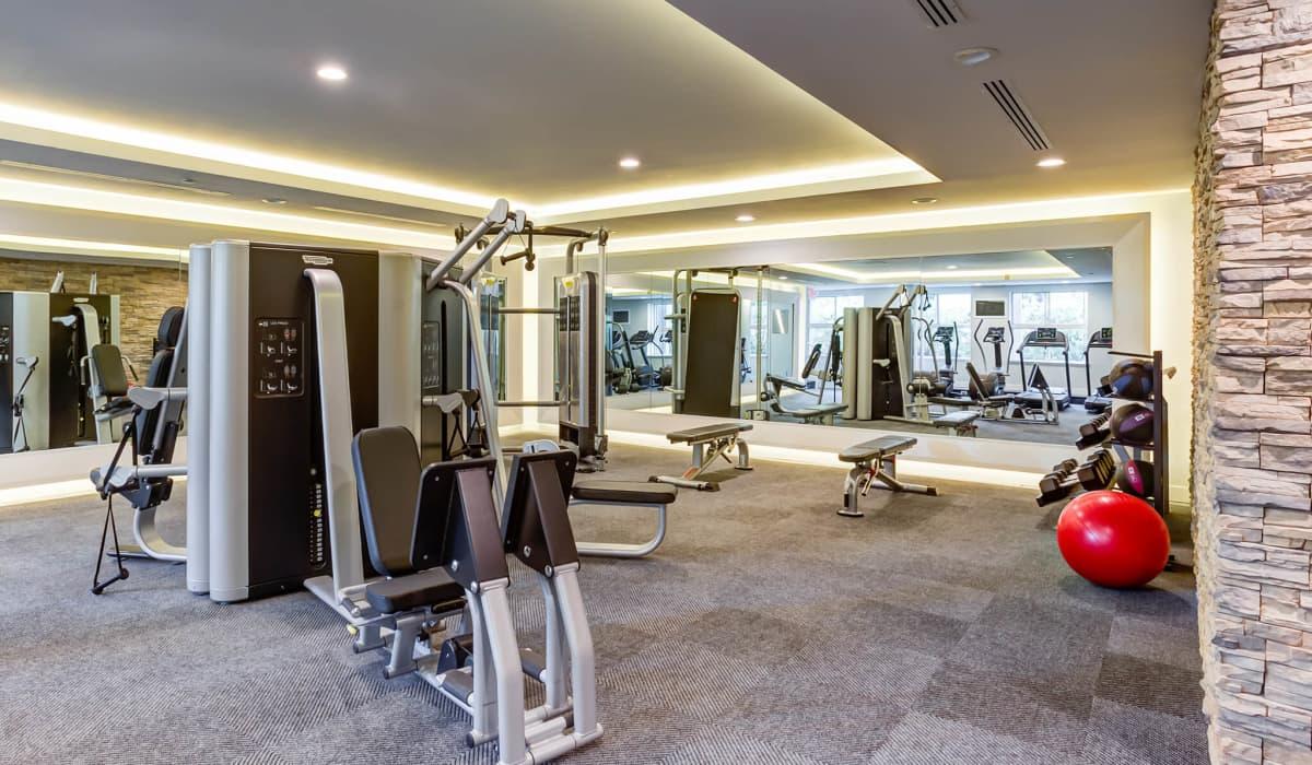 Cupertino City Center Fitness Center