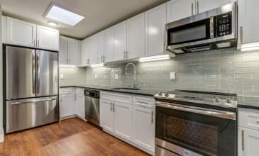 Madrone Apartment Kitchen