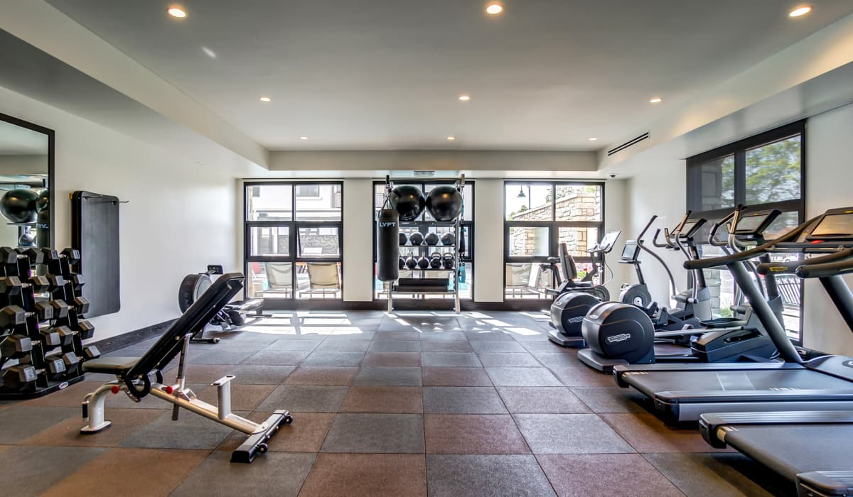 Trestle Fitness Center