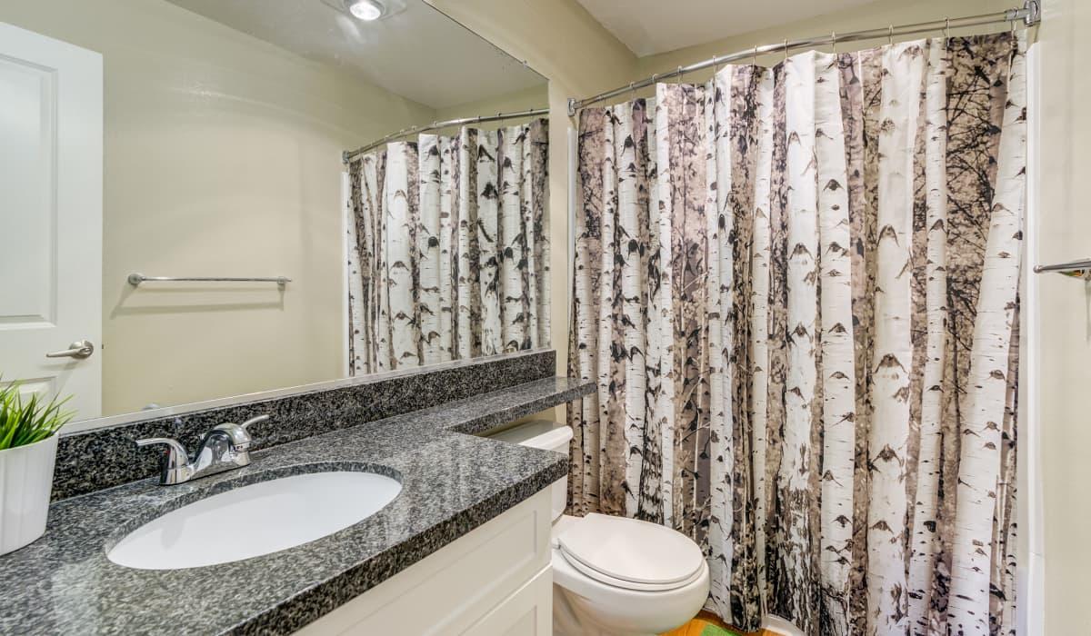 Timberleaf Apartment Bathroom