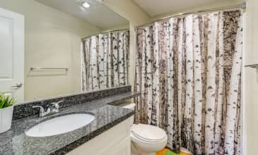 Timberleaf Apartment Bathroom