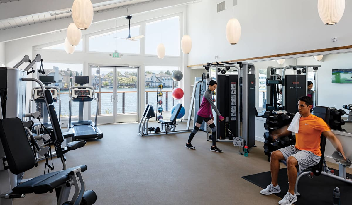 The Lagoons Fitness Center