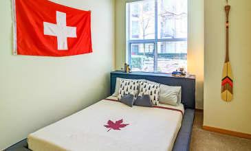 The Merrick Apartment Bedroom