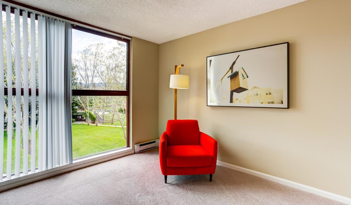 Cupertino City Center Apartment Bedroom