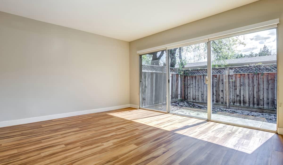 Forest Glen Apartment Living Room