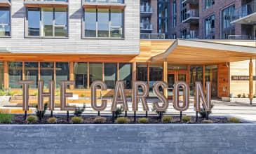 The Carson Exterior