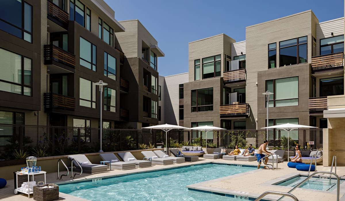 downtown Mountain View Apartments offered by Prometheus Apartments