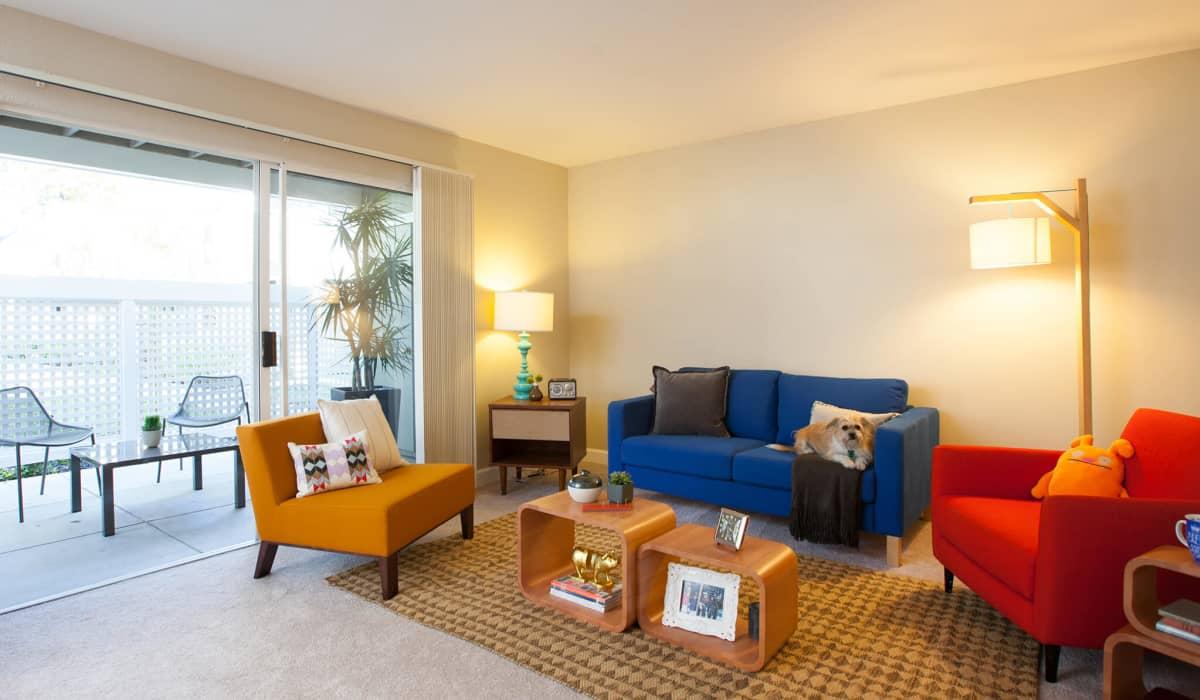 Alderwood Apartment Living Room